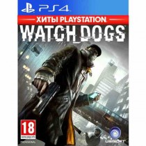 Watch Dogs (Хиты PlayStation) [PS4]